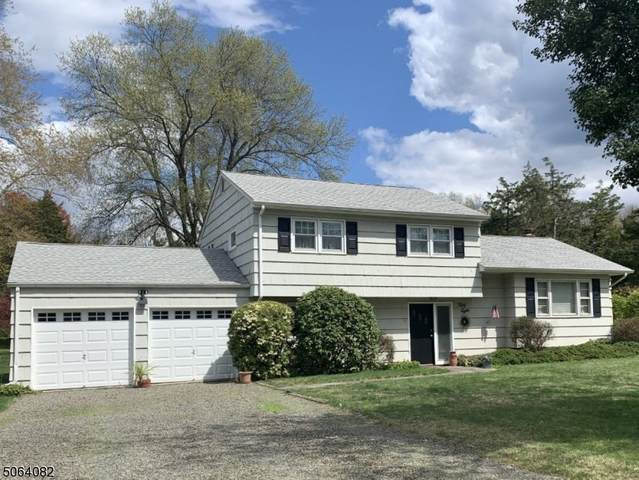 58 Green Valley Dr, Warren Twp., NJ 07059 (MLS #3705774) :: Stonybrook Realty