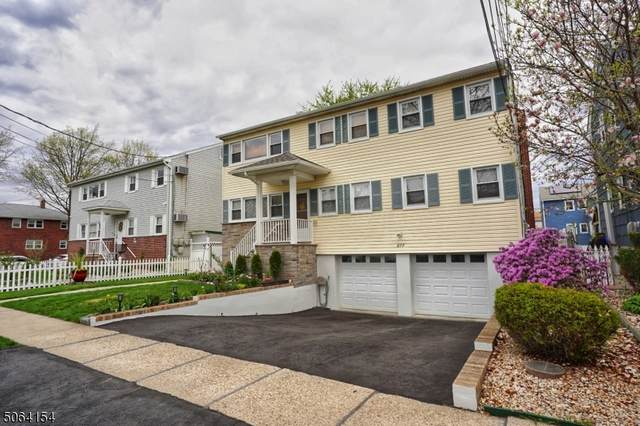 877 Hobson St, Union Twp., NJ 07083 (MLS #3705783) :: Stonybrook Realty