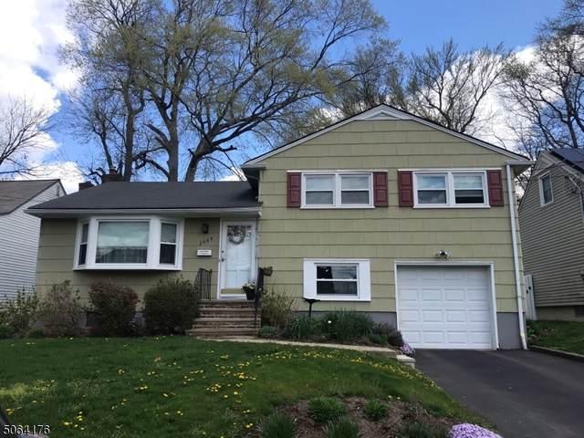 2569 Jackson Ave, Union Twp., NJ 07083 (MLS #3705792) :: SR Real Estate Group
