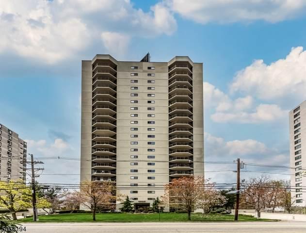 245 Prospect Ave 7B, Hackensack City, NJ 07601 (MLS #3705800) :: Stonybrook Realty