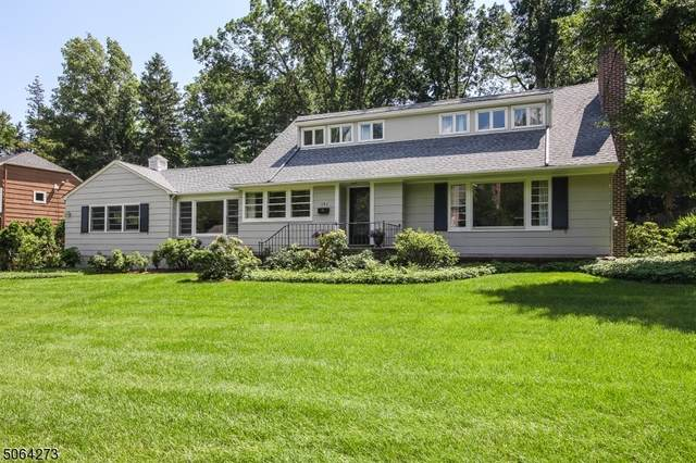 186 Western Dr, Millburn Twp., NJ 07078 (MLS #3705893) :: SR Real Estate Group