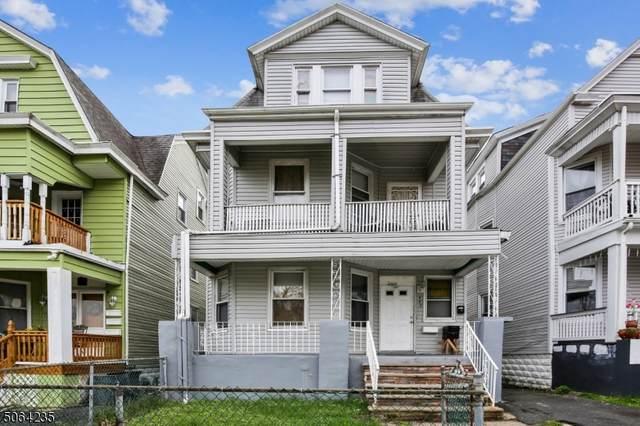 463 Park Ave, East Orange City, NJ 07017 (MLS #3705896) :: SR Real Estate Group