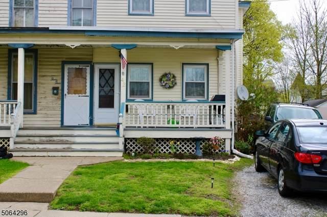 42 School St, Washington Boro, NJ 07882 (MLS #3705921) :: The Sikora Group