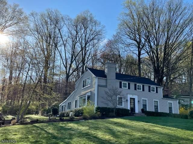 11 Valley View Rd, Morris Twp., NJ 07960 (MLS #3705962) :: SR Real Estate Group