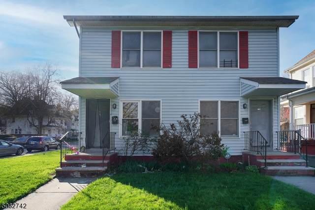 27 Washington Ter, East Orange City, NJ 07017 (MLS #3705993) :: SR Real Estate Group