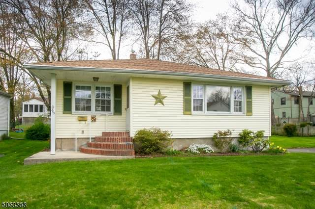 265 Marcella Rd, Parsippany-Troy Hills Twp., NJ 07054 (MLS #3706123) :: SR Real Estate Group