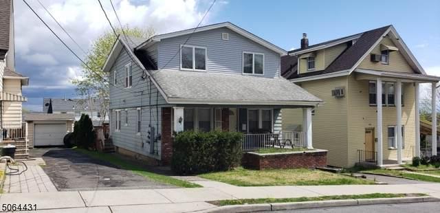 380 Southside Ave, Haledon Boro, NJ 07508 (MLS #3706315) :: The Debbie Woerner Team