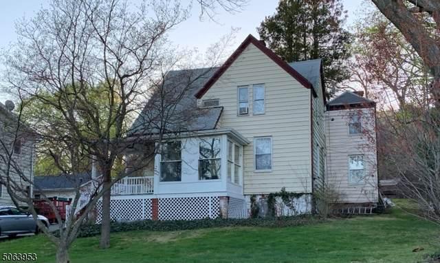 12 Caldwell Ave, Summit City, NJ 07901 (MLS #3706339) :: SR Real Estate Group