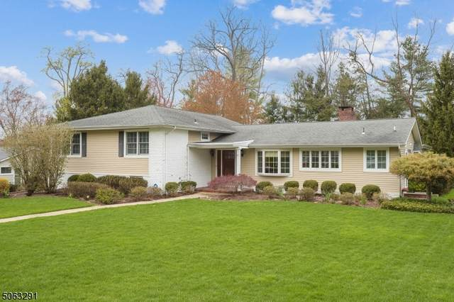11 Runnymede Rd, Chatham Twp., NJ 07928 (MLS #3706359) :: Coldwell Banker Residential Brokerage