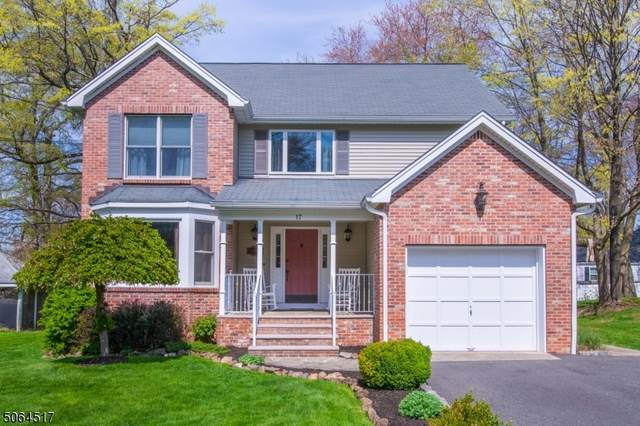 17 Florence Ave, Morris Twp., NJ 07960 (MLS #3706383) :: Coldwell Banker Residential Brokerage