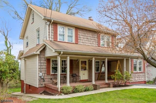 10 Florence Pl, West Orange Twp., NJ 07052 (MLS #3706396) :: SR Real Estate Group