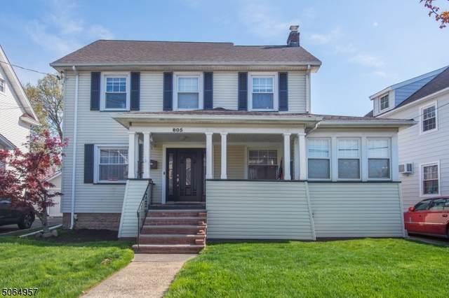 805 Wyoming Ave, Elizabeth City, NJ 07208 (MLS #3706474) :: SR Real Estate Group