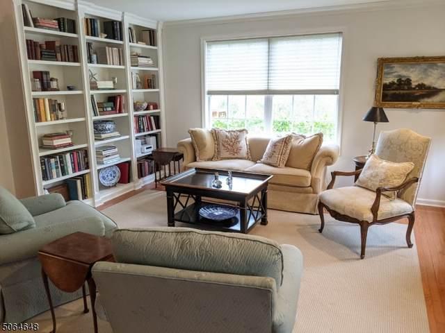 31 Davenport Pl, Morris Twp., NJ 07960 (MLS #3706594) :: SR Real Estate Group
