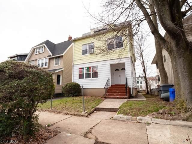 79 Sunnyside Ter, East Orange City, NJ 07018 (MLS #3706604) :: SR Real Estate Group
