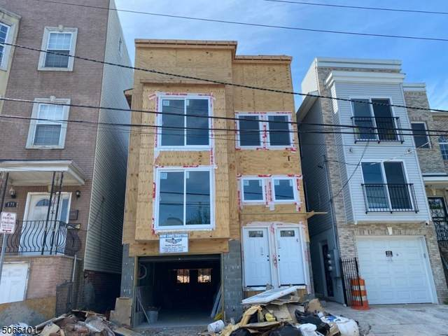 173 Camden Street, Newark City, NJ 07103 (MLS #3706628) :: SR Real Estate Group