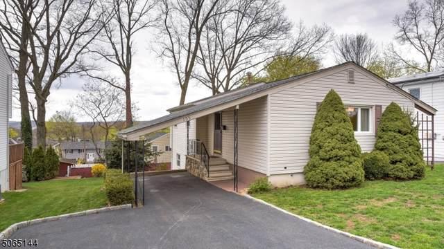 155 Highview Ter, Rockaway Twp., NJ 07801 (MLS #3706656) :: SR Real Estate Group