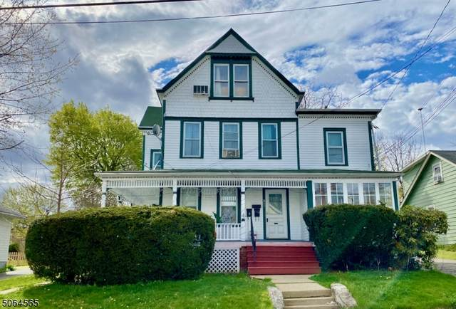 209 Sharp St, Hackettstown Town, NJ 07840 (MLS #3706660) :: Pina Nazario
