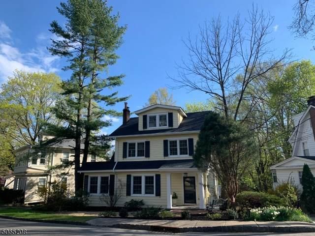 98 Hobart Avenue, Millburn Twp., NJ 07078 (MLS #3706670) :: SR Real Estate Group