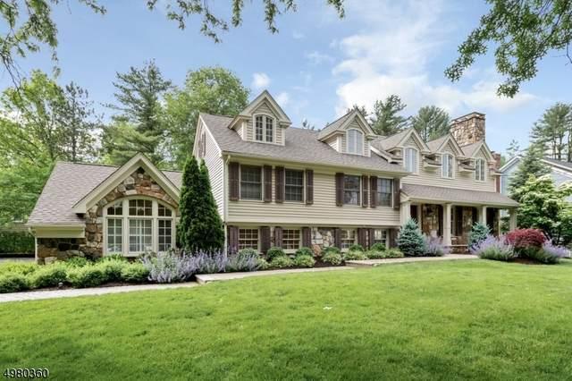 100 Noe Ave, Chatham Twp., NJ 07928 (MLS #3706692) :: SR Real Estate Group