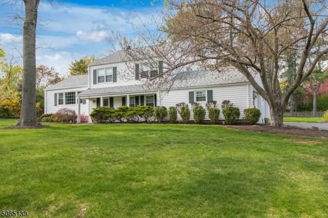 156 Thackeray Dr, Bernards Twp., NJ 07920 (MLS #3706713) :: SR Real Estate Group