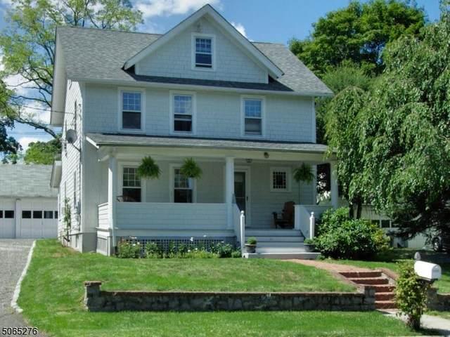 6 Hillcrest Ave, Peapack Gladstone Boro, NJ 07934 (MLS #3706748) :: REMAX Platinum