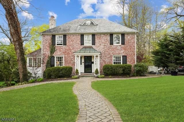25 Manor Hill Rd, Summit City, NJ 07901 (MLS #3706796) :: The Debbie Woerner Team