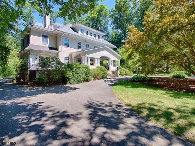 101 Boulevard, Mountain Lakes Boro, NJ 07046 (MLS #3706908) :: Coldwell Banker Residential Brokerage