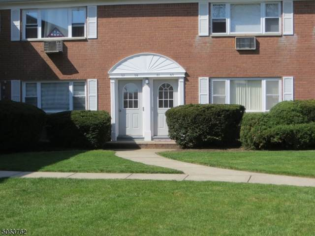 59 Manchester Ct #59, Wayne Twp., NJ 07470 (MLS #3706944) :: Coldwell Banker Residential Brokerage