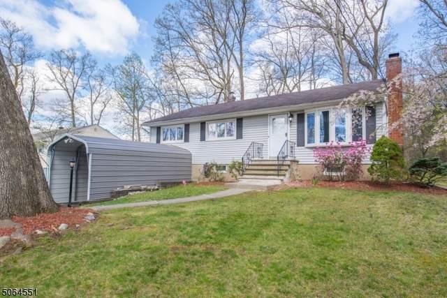 16 Glacier Dr, Parsippany-Troy Hills Twp., NJ 07950 (MLS #3706968) :: Coldwell Banker Residential Brokerage