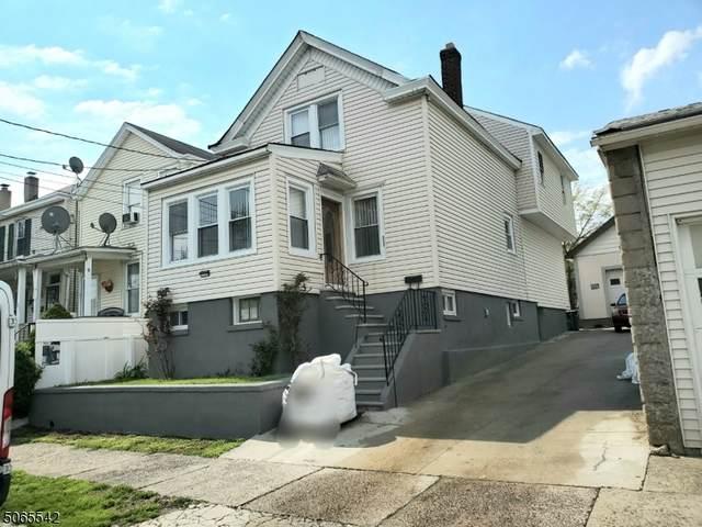 335 N 9th St, Prospect Park Boro, NJ 07508 (MLS #3706975) :: Pina Nazario