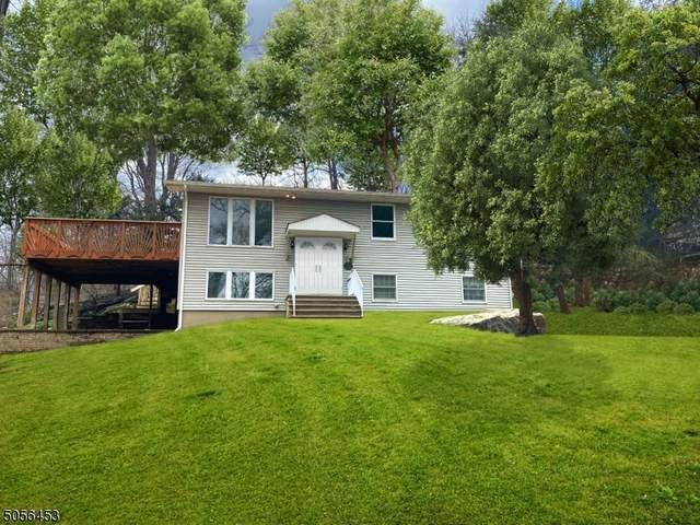 10 Woodland Rd, Byram Twp., NJ 07821 (MLS #3706985) :: The Sue Adler Team