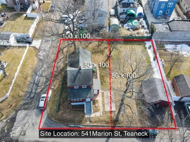541 Marion St, Teaneck Twp., NJ 07666 (MLS #3707218) :: Pina Nazario