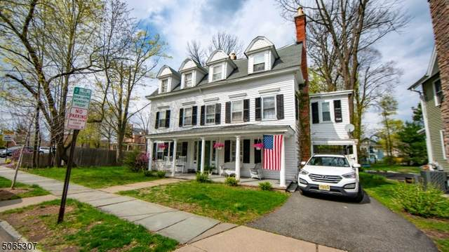 14 Franklin St, Morristown Town, NJ 07960 (MLS #3707355) :: RE/MAX Select