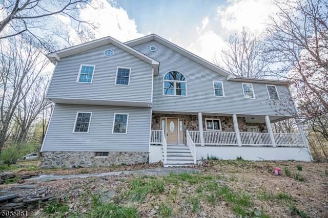 101 Valley View Ter, Hampton Twp., NJ 07860 (MLS #3707421) :: Team Francesco/Christie's International Real Estate