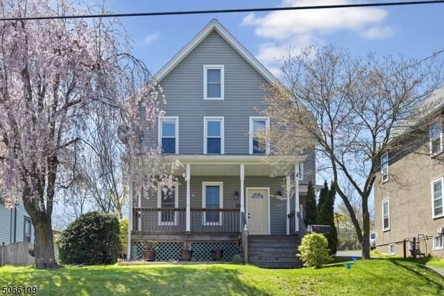 164 Main St, Newton Town, NJ 07860 (MLS #3707451) :: Corcoran Baer & McIntosh