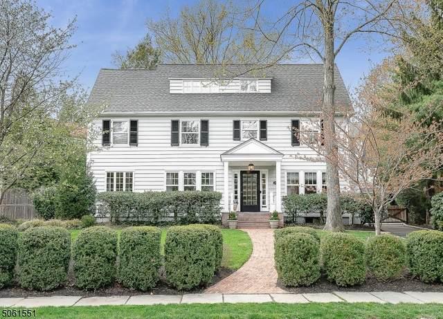 151 Hobart Avenue, Millburn Twp., NJ 07078 (MLS #3707507) :: The Dekanski Home Selling Team