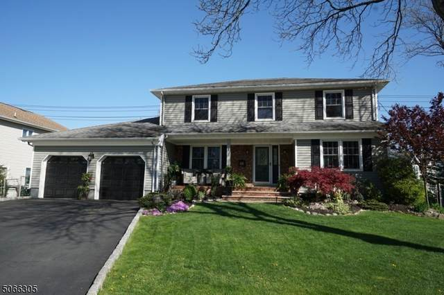 1 Jarvais Ter, Clark Twp., NJ 07066 (MLS #3707588) :: Coldwell Banker Residential Brokerage