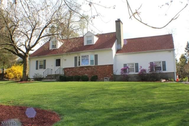 24 Sharon Dr, Sparta Twp., NJ 07871 (MLS #3707605) :: Zebaida Group at Keller Williams Realty