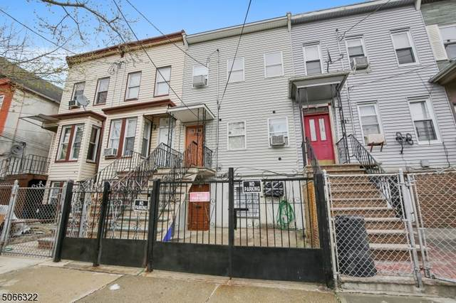 93 Wakeman Ave, Newark City, NJ 07104 (MLS #3707615) :: Coldwell Banker Residential Brokerage