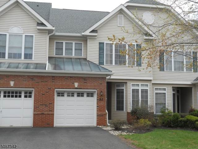 83 Loft Drive, Bridgewater Twp., NJ 08836 (MLS #3707627) :: Kaufmann Realtors