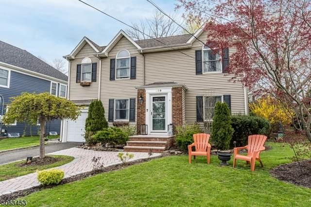 129 Thomas St, Cranford Twp., NJ 07016 (#3707690) :: Daunno Realty Services, LLC