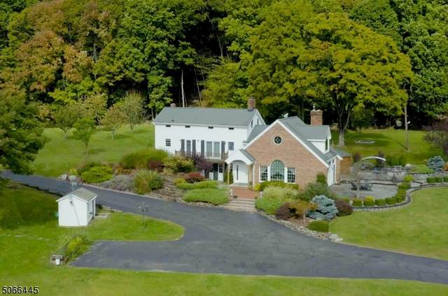 315 Mattison Reservoir Ave, Frankford Twp., NJ 07826 (MLS #3707695) :: The Debbie Woerner Team