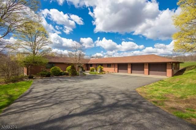 67 Beemer Church Rd, Frankford Twp., NJ 07826 (MLS #3707806) :: The Debbie Woerner Team
