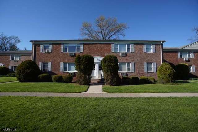 43 Conforti Ave #89, West Orange Twp., NJ 07052 (MLS #3707873) :: Coldwell Banker Residential Brokerage