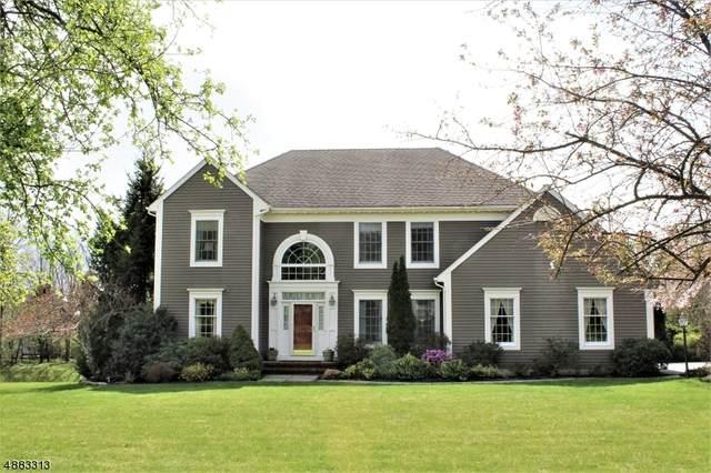 68 Deer Creek Dr, Bernards Twp., NJ 07920 (MLS #3708120) :: Coldwell Banker Residential Brokerage