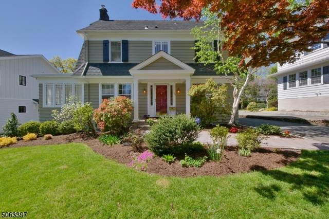 26 Maple Terrace, Millburn Twp., NJ 07041 (MLS #3708150) :: SR Real Estate Group