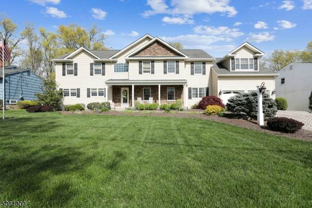 21 Trouville Drive, Parsippany-Troy Hills Twp., NJ 07054 (MLS #3708210) :: RE/MAX Select
