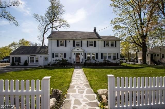 224 Gregory Ave, West Orange Twp., NJ 07052 (MLS #3708213) :: Coldwell Banker Residential Brokerage