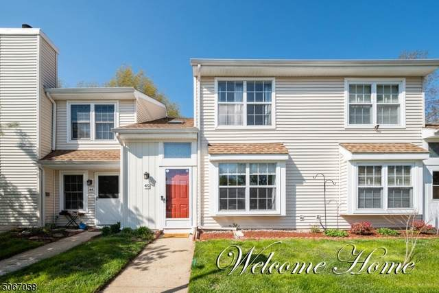 45 Nottingham Way, Franklin Twp., NJ 08873 (#3708240) :: Rowack Real Estate Team