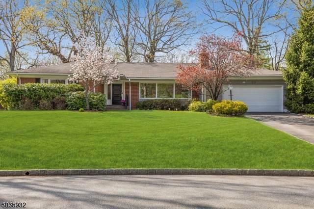 219 Crestwood Drive, South Orange Village Twp., NJ 07079 (MLS #3708299) :: Corcoran Baer & McIntosh